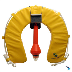 Ocean Safety - Traditional Soft Horseshoe Lifebuoy